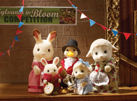Win Sylvanian Families competitions and giveaways