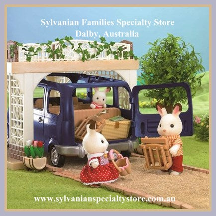 Sylvanian Famlies Dalby Cars brand new