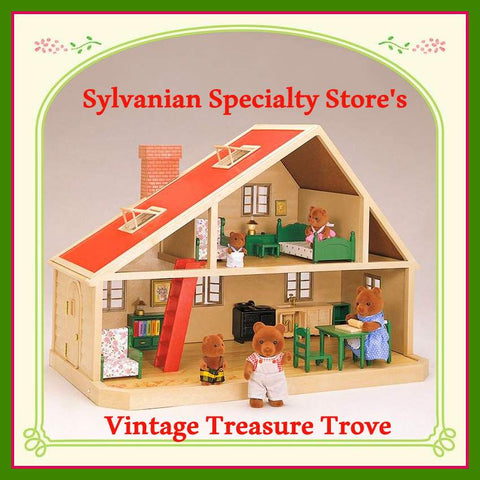 Sylvanian Families vintage and hard to find sets