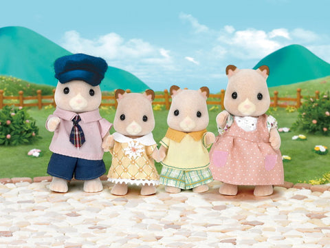 Sylvanian Families Hamster Family
