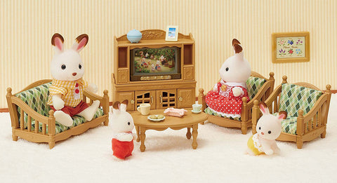 Sylvanian Families new japanese furniture