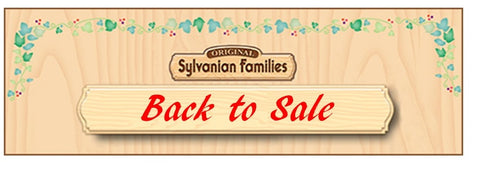Sylvanian Families Back to Sale