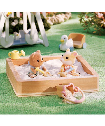 Sylvanian Families Playground Nursery Toys and fun sets