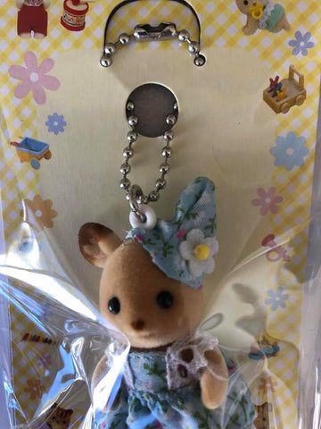 Sylvanian Families keyring attachments