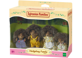 Sylvanian Bramble Hedgehog