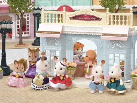 Sylvanian Families new town beautiful Australia