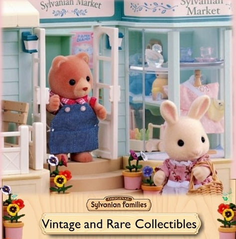 Sylvanian Families rare and retired
