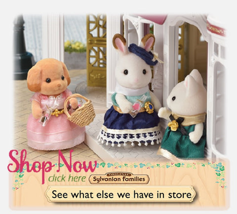 Sylvanian Families Specialty Store miniatures