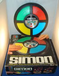 Simon Says vintage 1978 toy