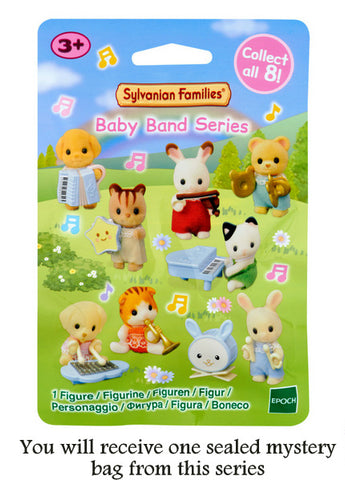 Sylvanian Families Baby Blind bags how big are they