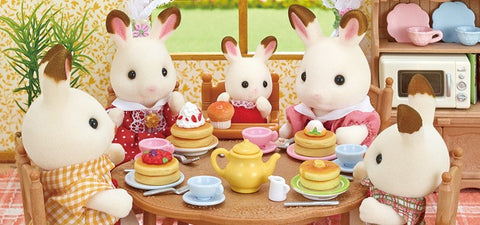 Sylvanian Families Current Catalogue items