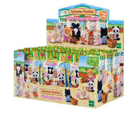 Sylvanian Families Blind bags mystery packs in stores