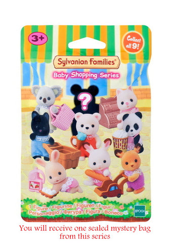 Sylvanian BAby Shopping series figure mystery bag