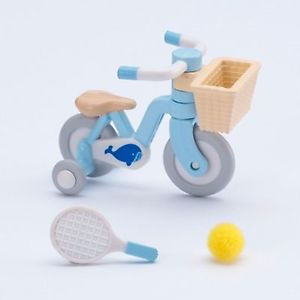 Sylvanian Families Blue Tricycle for kids