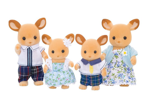 Sylvanian FAmilies widest range of Families