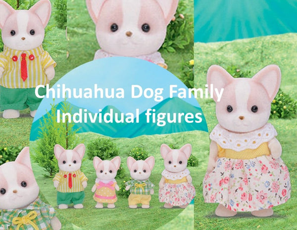 Sylvanian Families Chihuahua Family Dogs figures sold individually