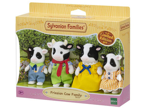 Sylvanian Families Cow Family new release