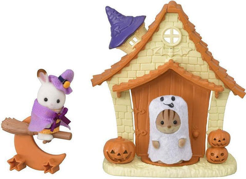 Sylvanian Families Halloween set limited edition