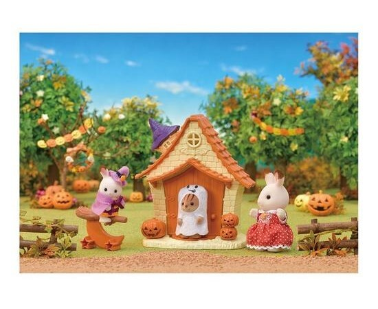 Sylvanian Families Halloween Playhouse set 2019