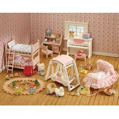 Sylvanian FAmilies Nursery room spare parts
