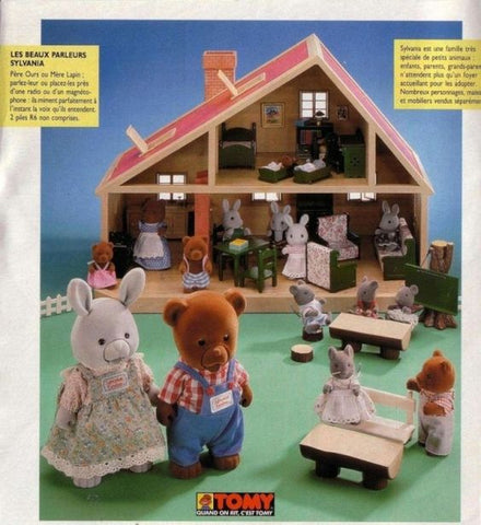 Sylvanian Families vintage years