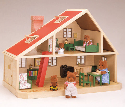 Sylvanian Families Deluxe cottage 1985