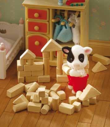 Sylvanian FAmilies cow baby
