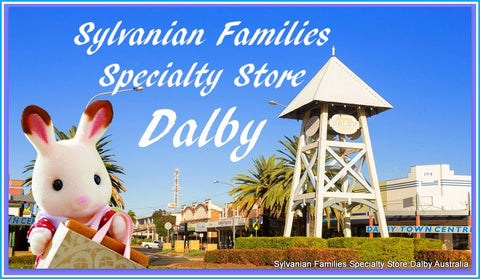 Sylvanian FAmilies shop in Dalby