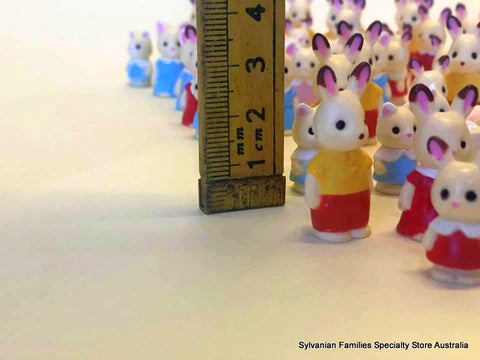 Sylvanian Families Miniature kabaya figures single