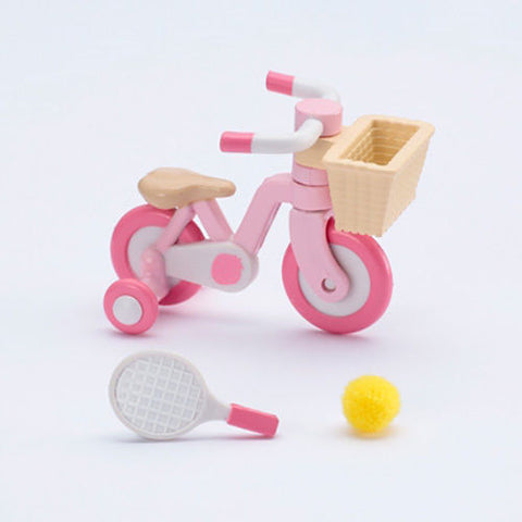 Sylvanian Families pink trike for kids