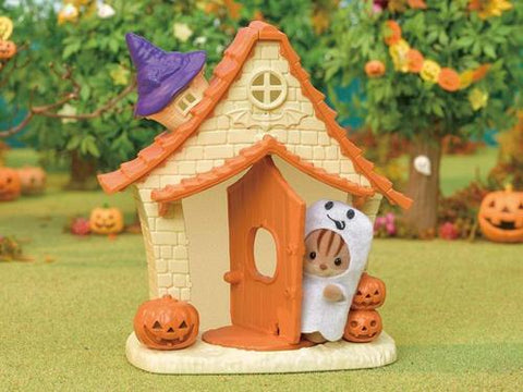 Sylvanian Families Halloween Limited edition set