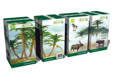 Collecta range of trees