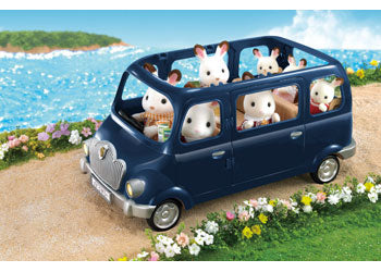 Sylvanian Families car Bluebell 7 seater