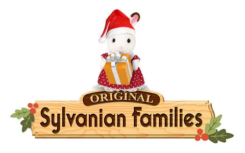 Sylvanian Families Christmas time sets