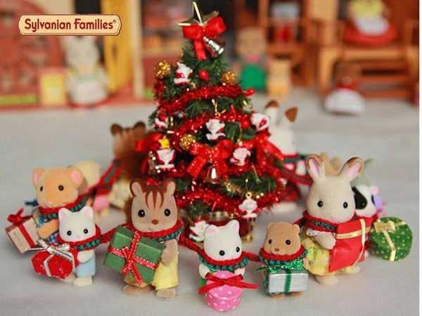 Sylvanian Families gift guide great ideas for Sylvanian Families gifts