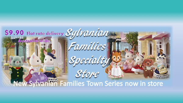 Sylvanian Families Specialty STore Home page