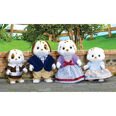 Sylvanian Families Brown Spotted Dalmatian