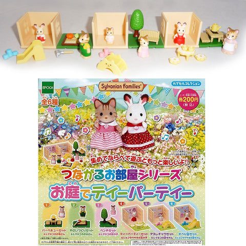Sylvanian Families Mini rooms kabaya sets