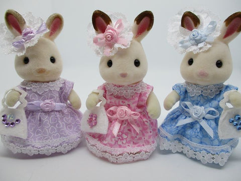 Sylvanian Families promotion giveaway FREE dress
