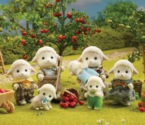 Sylvanian Families Sheep family