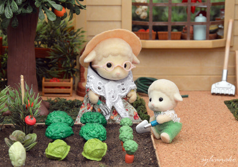 Sylvanian Families Grandparents special sets