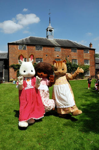 Old Basing UK the village most like Sylvanian Families town village