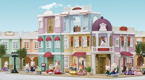 Sylvanian FAmilies Grand Department Store Town Series