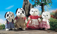 Sylvanian Families Dalmatian Family Kennelworths