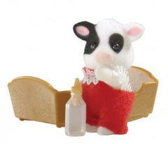 Sylvanian Families cow baby babies twins