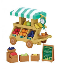The Fruit Wagon