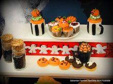 Dollshouse miniature Halloween treats