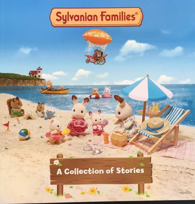 Sylvanian Families Story Book - A Collection of Stories