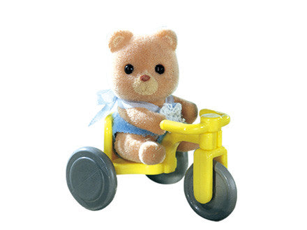 Marmalade Bear on Trike - Carry Case