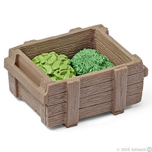 Schleich Leaves and Crate